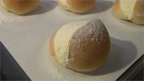 爆餡「生乳包」台灣吃得到!雪白內餡大爆滿蘊含多層次風味