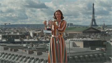 法國網球公開賽封后一戰成名波蘭小將年僅19歲暢談神奇之旅