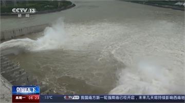 就怕下游城鎮汪洋一片!三峽大壩降低洩洪量