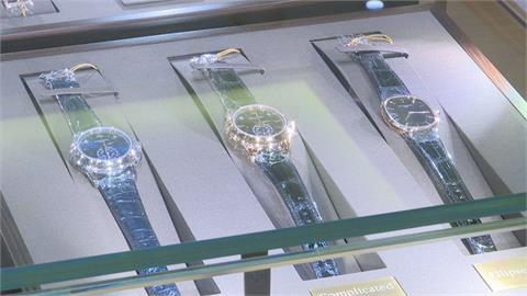 知名表商鎖定台北東區 蒐藏家秀珍藏款吸眼球
