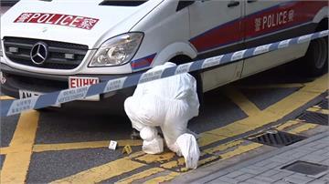 香港「反送中惡法」遊行在即 汽油彈襲警頻傳