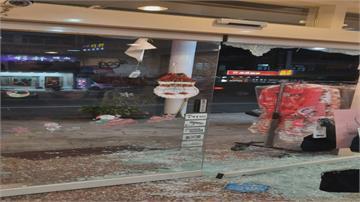 冷「爆」!彰化鹿港兩家店 強化玻璃自發性爆裂