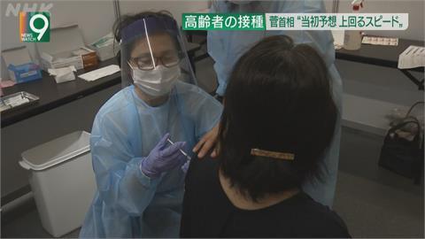 拚施打!日本接種對象放寬至18歲以上民眾 河野太郎:目標月中單日施打百萬劑