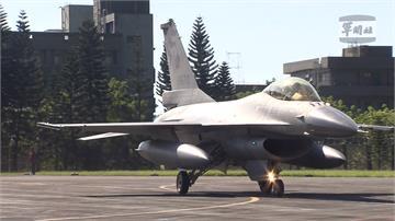 漢光演習登場 全台戰機、軍艦移防保存戰力