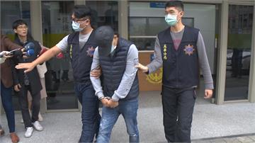 外籍女遭飛車搶劫 警逮前科犯供稱欠債行搶