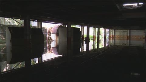 自來水二次爆管 賣場地下室淹慘