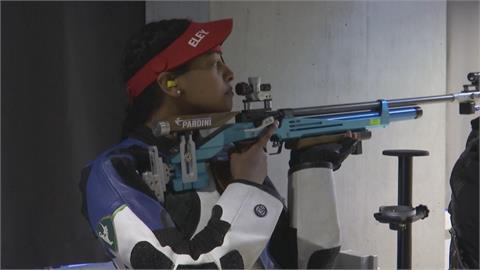 厄立垂亞奧運射手 排除萬難進東奧鼓舞同胞