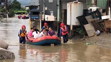 台中520大雨水淹工廠 業者損失上千萬罵翻市政府