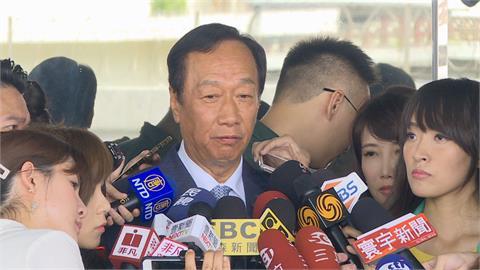 點名「民進黨派系」技術性拖延? 郭台銘霸氣喊話 盼會見蔡總統