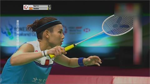 新加坡公開賽因疫情取消 球后戴資穎將提前獲東奧資格