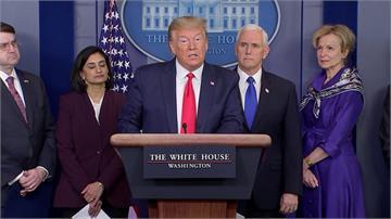 美國頒布「國防生產法」抗疫 川普自稱戰時總統