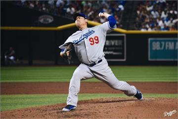 MLB/道奇迎戰國民 派出柳賢振先發拚勝