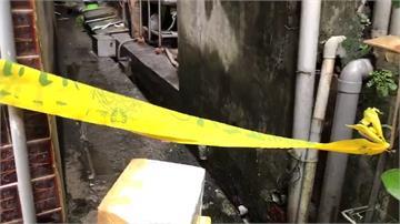 瑪莉亞颱風奪命!老翁爬樓頂巡排水孔 墜樓亡