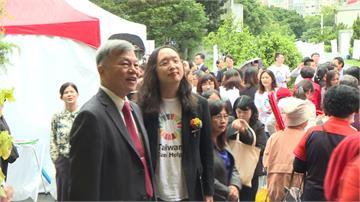 社會創新實驗中心週年慶 沈榮津共襄盛舉