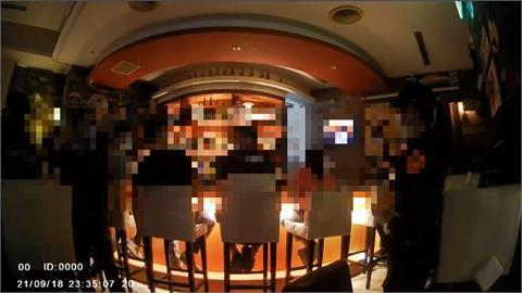 高雄3餐酒館被抓包未設隔板 落實防疫稽查無假期!最高罰1.5萬