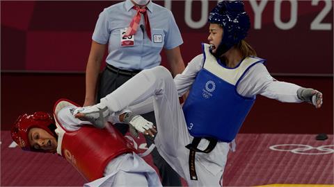 東奧/跆拳道19歲羅嘉翎18:7擊退加國選手晉級4強