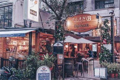 美食/台北餐酒館 東區秘密花園「Plan B」歐風露天坐位讓你從下午暢聊到深夜