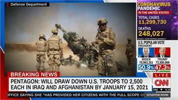 川普兌現政見「中東大撤軍」1個小時後...伊拉克外國使館遭砲轟