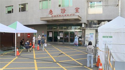 三峽恩主公醫院爆院內感染 7人確診1人死亡  匡列71人