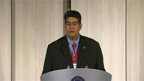 快新聞/「帛琉的根在台灣!」 惠恕仁:海洋讓兩國情誼有長遠歷史