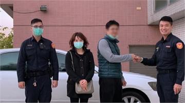 員警春節巡邏意外查獲  女尋回失竊12年愛車