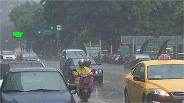 快新聞/南投雲林嘉義縣「大雷雨」來襲! 氣象局預估持續至晚間7時