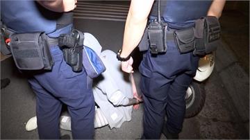 男子因債務糾紛持槍尋仇 員警早一步盤查逮獲