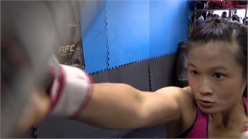 台灣業餘格鬥女冠軍是她! 正職是牙醫助理