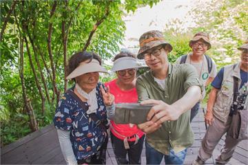 快新聞/陳其邁連跑6行程 抓緊選前40多天與市民面對面!