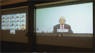 APEC登場 張忠謀與川普、習近平視訊同框