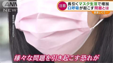 戴口罩用嘴呼吸成習慣! 恐導致細菌滋生 醫師建議這招超有效