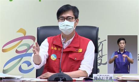 陳其邁:醫院醫護支援接種疫苗每天發1000元津貼