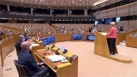 歐盟內部報告直指中國轉向獨裁 籲關注台海情勢