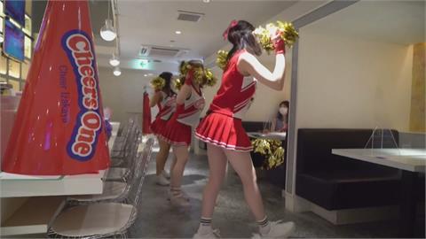 東京啦啦隊酒吧轉播奧運賽事 挽救業績