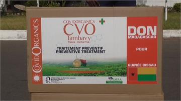 含有蒿屬植物茶飲 馬達加斯加稱有效防疫