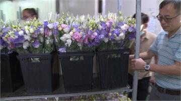 花價直落、運費大漲!武漢肺炎疫情衝擊花卉外銷