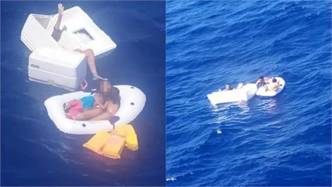 一家8口遇船難「海上漂4天」!母哺乳救2子釀悲劇「脫水身亡」