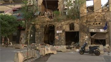 爆炸事件未平 疫情再起雪上加霜 黎巴嫩全國封鎖兩周