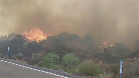 美西部熱浪來襲破紀錄  加州高溫上看45度