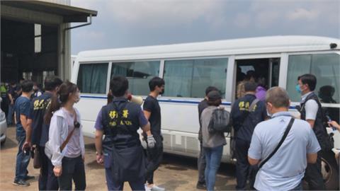 移民署聯手警方 進鐵工廠逮捕失聯越南移工