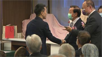台灣高座會年會 謝長廷出席撇談核食開放