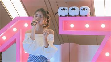 「酸甜歌姬」楊淨宇粉絲見面會 自曝「曾因愛唱歌而出過糗」