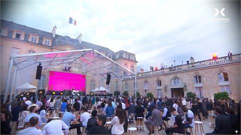 法國嗨翻夏至音樂節 超量群聚警民玩貓捉老鼠