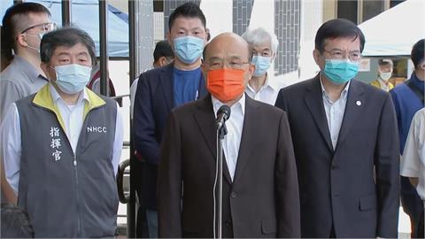 國台辦強調「台灣地區」購BNT唯一管道 蘇貞昌回擊:這時候還說嘴
