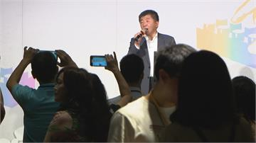 台北市長前哨戰? 陳時中、黃珊珊比賽誰唱歌好聽