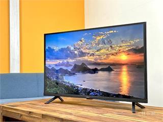 經濟實惠的 realme 32 型智慧連網顯示器開箱!搭載 Android TV 作業系統能當電視也能當螢幕