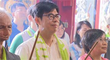 快新聞/楊秋興自爆會投給他 陳其邁:任何人支持都非常感謝