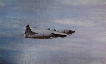 快新聞/共機又來! 兩架「運8」闖我西南空域 空軍防空飛彈追監