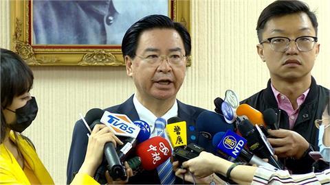 快新聞/藍委要求謝長廷返台報告 吳釗燮:貿然返國恐造成染疫風險