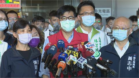 雙北三級警戒 陳其邁:要有進入準三級準備